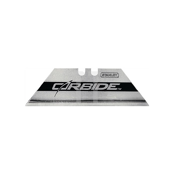 Trapezklinge Carbide 19mm Box 50 Stück Klingen SB Stanley