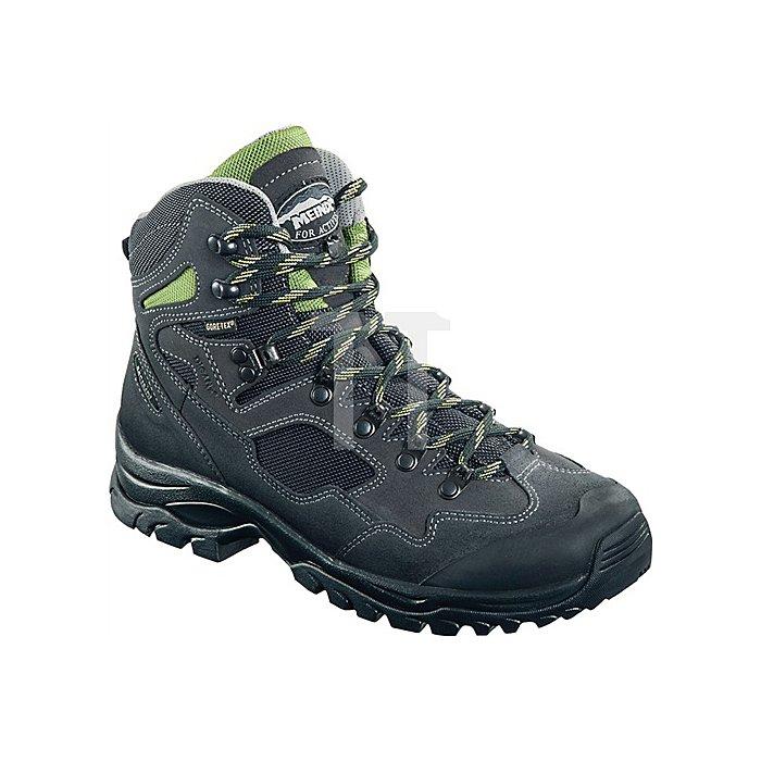 Trekkingschuh Nevada MFS Gr. 44 (9 1/2) Veloursleder/Mesh anthrazit Gore-Tex®