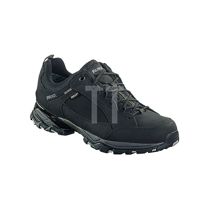 Trekkingschuh Toledo GTX Nubukleder schwarz Gr. 39 (6) GORE-TEX® Innenfutter