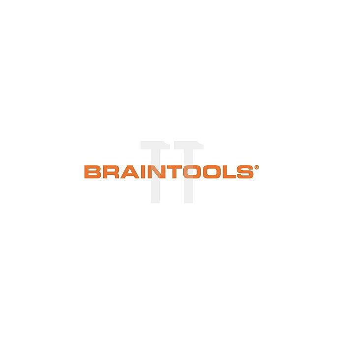 Trennscheibe XTK 8 Exact 50x0,8x6mm Edelstahl Braintools