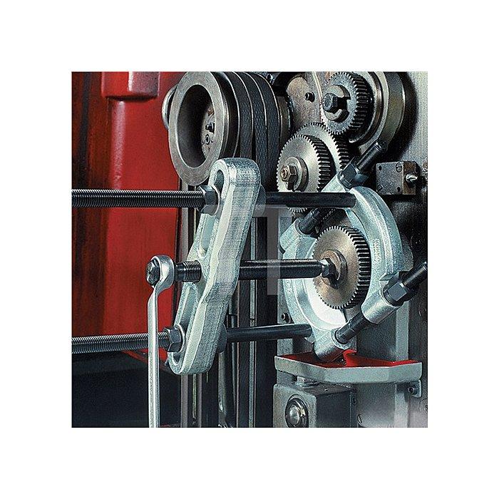 Trennvorrichtung Öffnung A 12-75mm Öffnung B 75mm