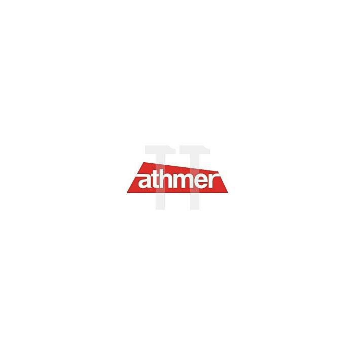 Türdichtung Schall-Ex Applic A Auslösung 2-seitig L. 1055mm Alu. silber