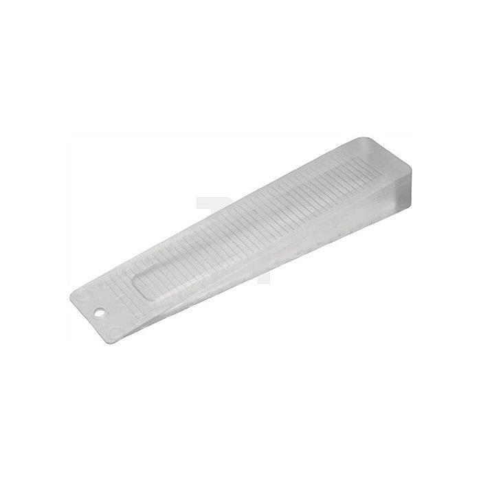 Türkeil Länge 155mm Stärke 20mm Kunststoff transparent
