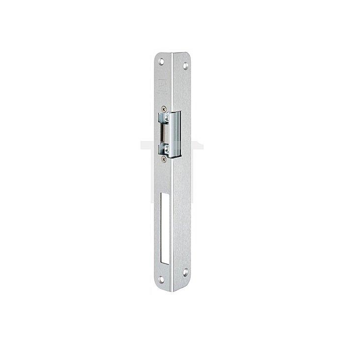 Türöffner 17 iW DIN links Länge 250mm käntig dukatengold mit Fafix für Falztüren