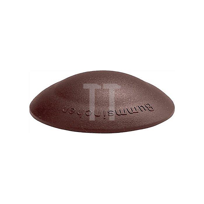 Türpuffer Bummsinchen Durchmesser 40mm braun selbstklebend