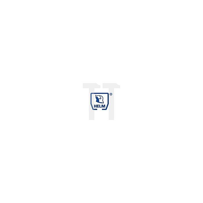 Übersteckmuffe 1104 passend für Profil 100 blank mit oberer Konterschraube