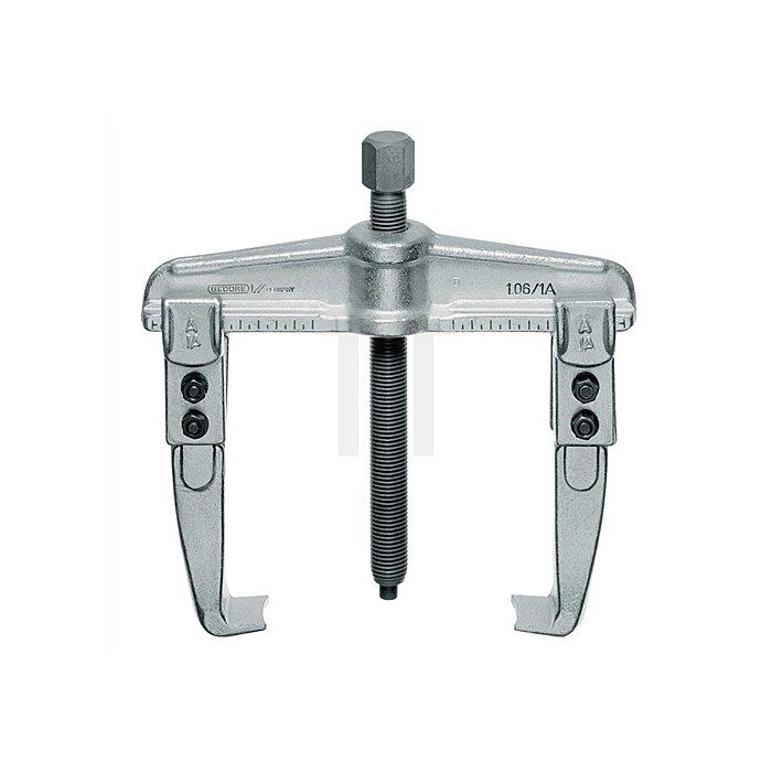 Universal-Abzieher 1.06/2A Spann-T.150mm Spann-W.200mm 2armig SW22mm Gedore