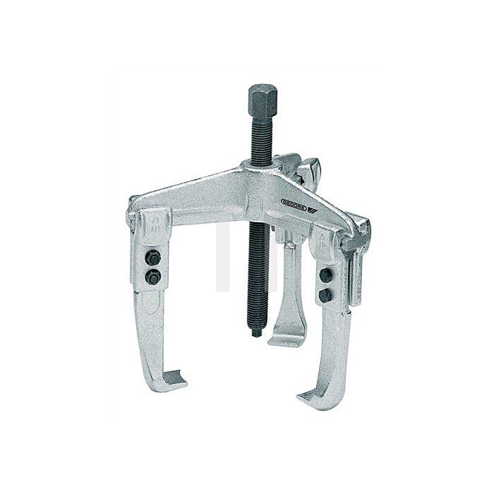 Universal-Abzieher Spann-T.100mm Spann-W.90mm 3armig