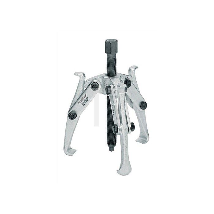 Universal-Abzieher Spann-T.130mm Spann-W.160mm 3armig