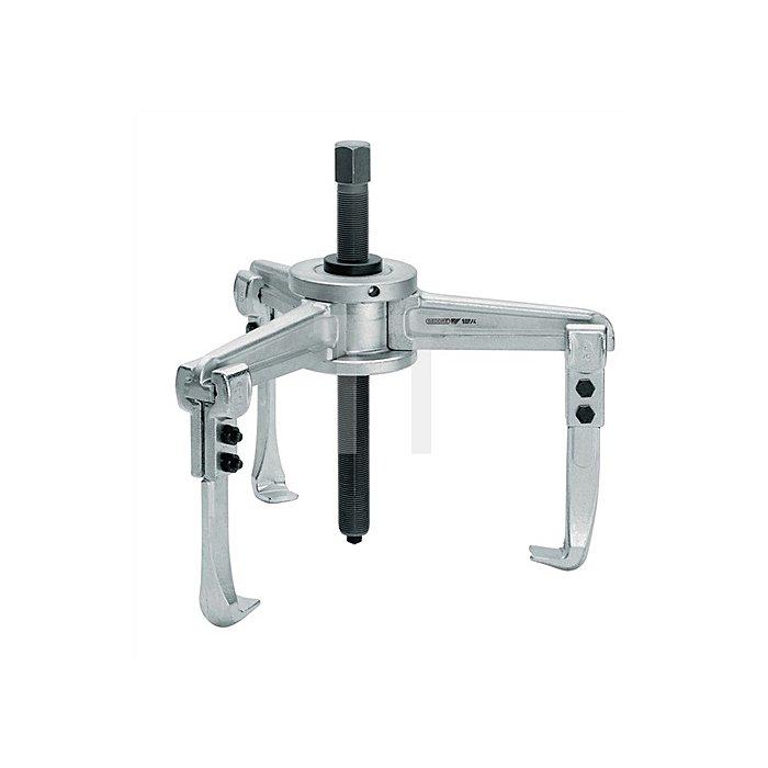 Universal-Abzieher Spann-T.200mm Spann-W.450mm 3armig schwere Ausführung