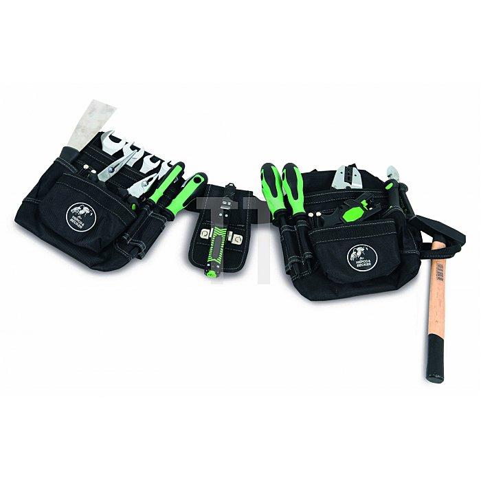 Universal-Werkzeuggürtel Softtasche Polytex Universell verstellbar