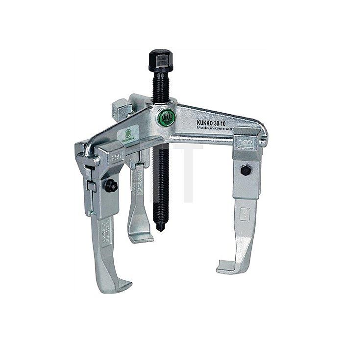 Universalabzieher 3armiger Abzieher Spann-W.90mm Spann-T.max.100mm Spezialstahl