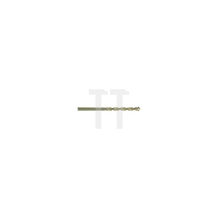 Universalbohrer mit Hartmetallschneide und Zylinderschaft
