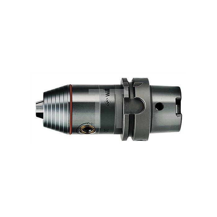 Universalbohrfutter Spann-D.2,5-16mm DIN69893-A HSK-A63 f.Rechts-/Linkslauf