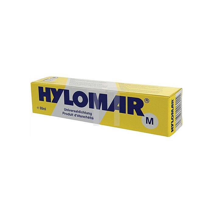 Universaldichtmasse 80g Tube Hylomar M dauerplastisch -50/+250GradC