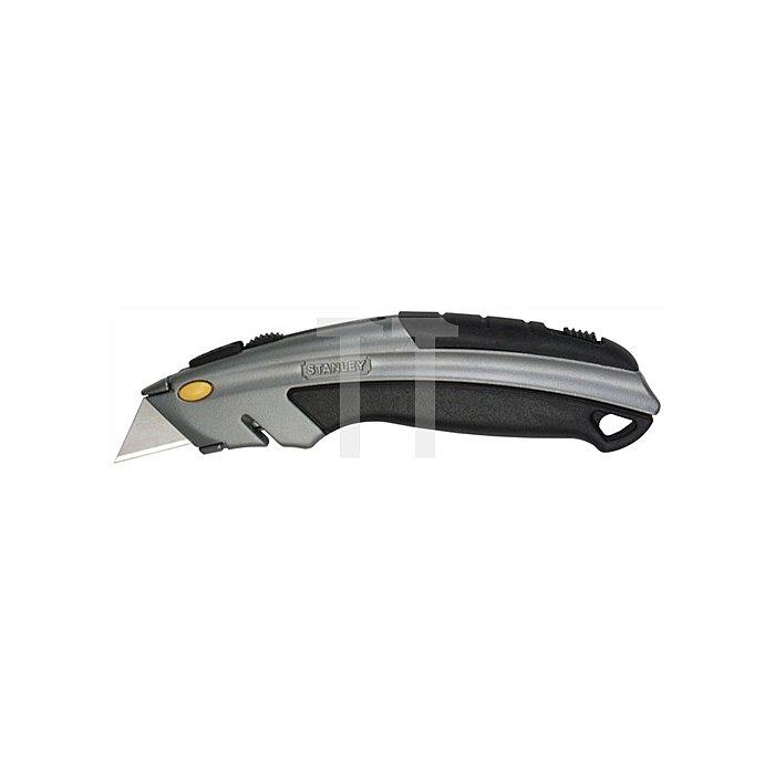 Universalmesser Schnurschneider 3Trapezklingen L.180mm SB STANLEY Alu.-Gehäuse