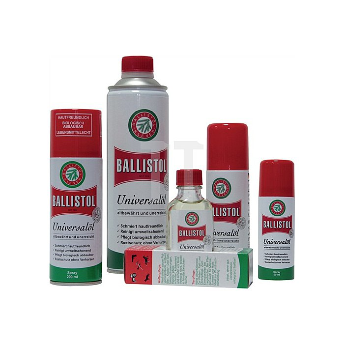Universalöl Ballistol 400ml Spraydose