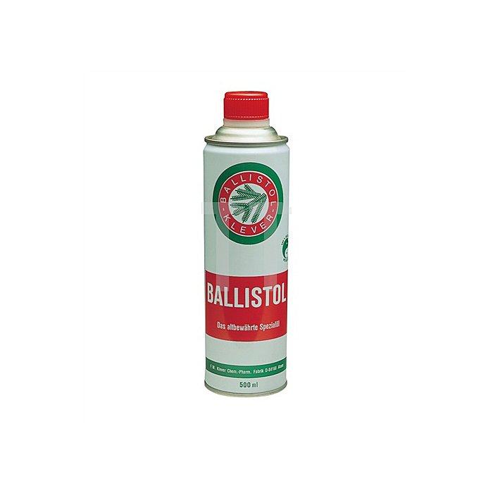 Universalöl Ballistol 500ml Dose