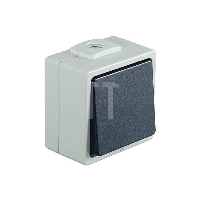 Universalschalter IP54 Aus-/Wechsel 250V AC/10A bruchfest