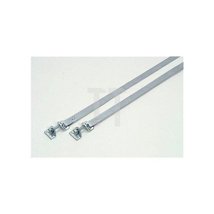 Universalschellenband L.84cm f.Art.Nr.491025/027/045 Abfallbehälter