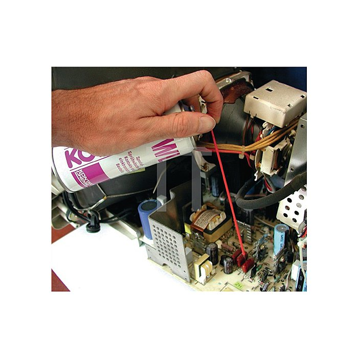 Universeller Elektronikreiniger CRC Kontakt WL 400ml