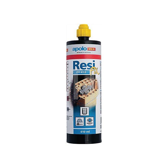Verbundmörtel RESIFIX PY 410 Polyester (styrolhaltig) mit Zulassung für MW