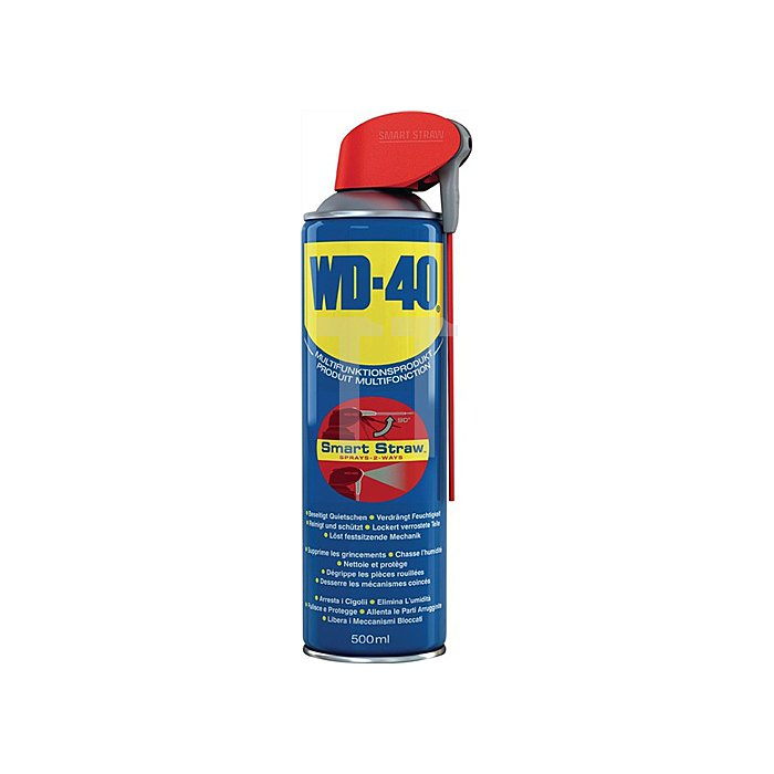 Vielzweckspray 300ml Spraydose-Smart-Straw WD-40