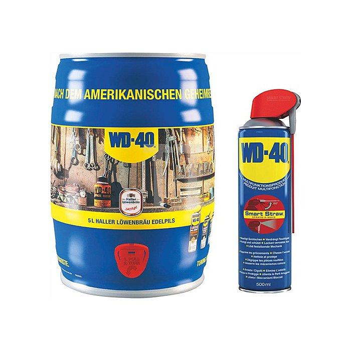 Vielzweckspray 450ml Smart-Straw WD-40 Spraydose 24 Stk. als Set mit Beigabe