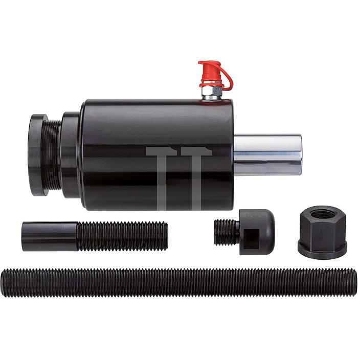 VIGOR Druck- und Zug-Hydraulikzylinder 45t V4229 - Anzahl Werkzeuge: 7