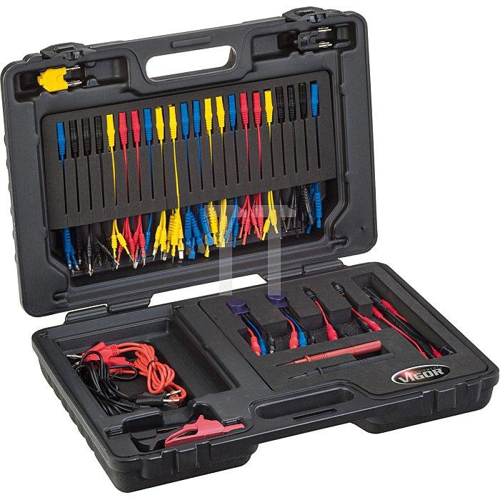 VIGOR Messkabel-Satz V4326 - Anzahl Werkzeuge: 92