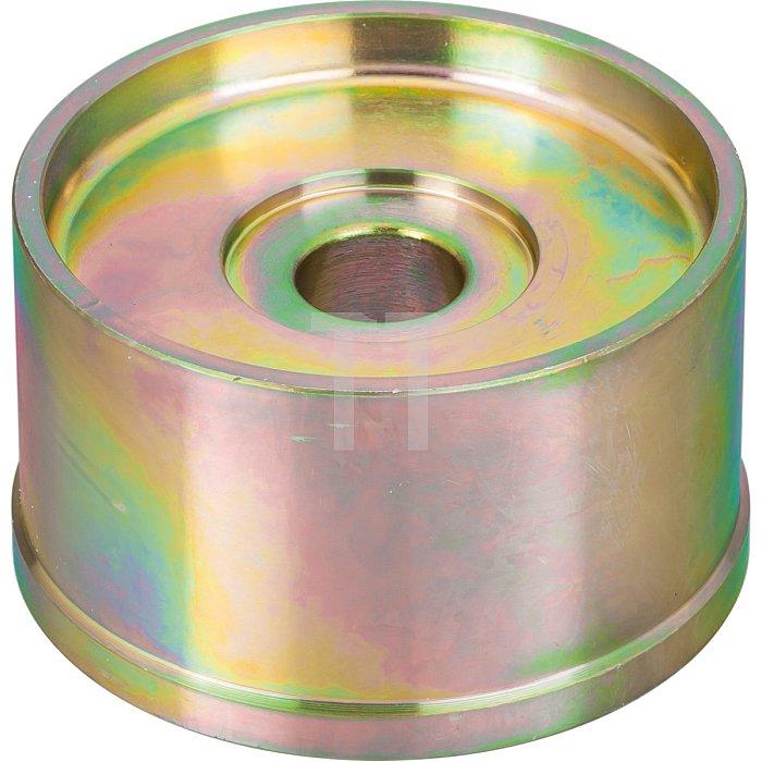 VIGOR Presshülse A-Durchmesser 65,7mm für V2868 V2965