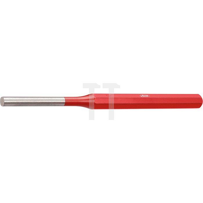 VIGOR Splinten-Austreiber 6mm V1218 - Gesamtlänge: 150 mm