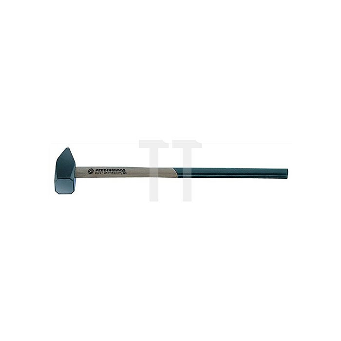 Vorschlaghammer 10000g Stiel-L.900mm Hickorystiel PEDDINGHAUS DIN1042
