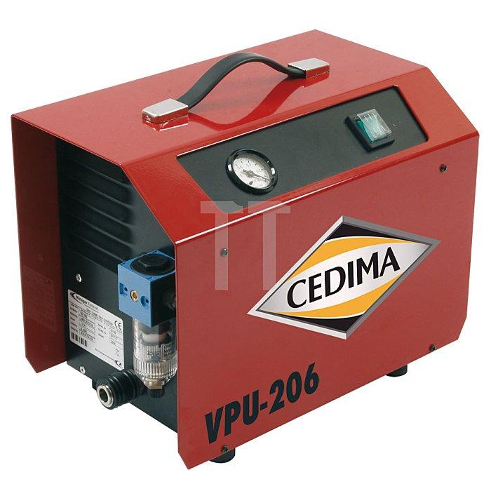 VPU-206 Vakuumpumpe 230 V