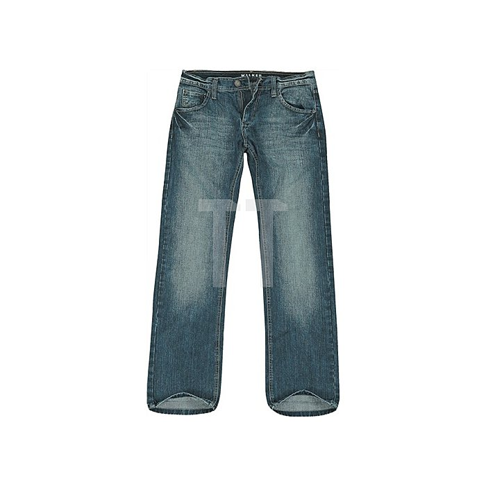 Walker Jeans Perry Gr.33/34 dark stone 100% Baumwolle