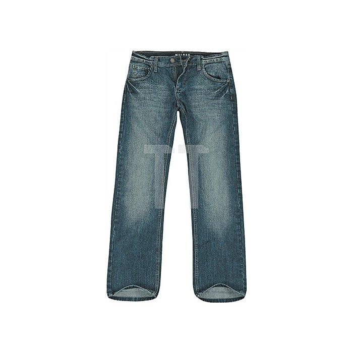 Walker Jeans Perry Gr.38/34 dark stone 100% Baumwolle