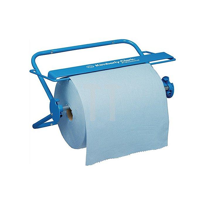Wandhalter /Tischständer 6146 B.515xH.330xT.300mm f.Putztuchrolle bis 440mm