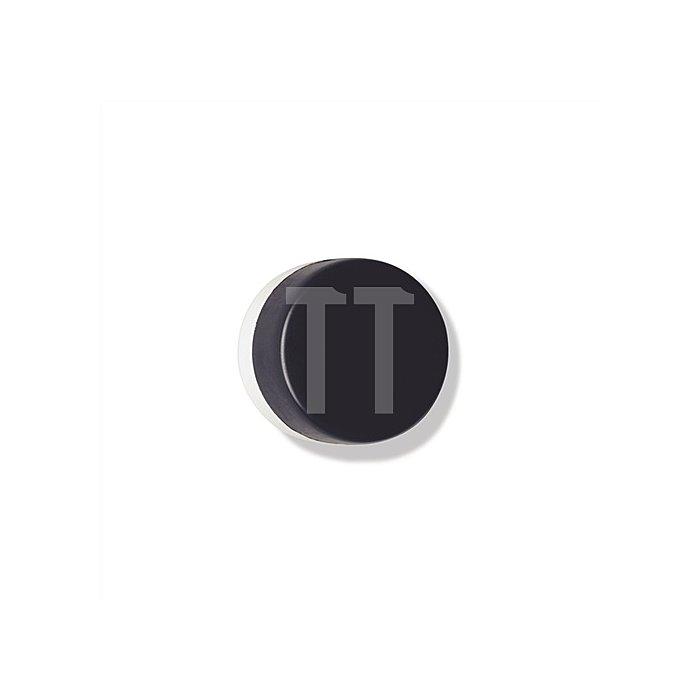 Wandtürpuffer 610 80 D.35mm L.24mm kaffebraun