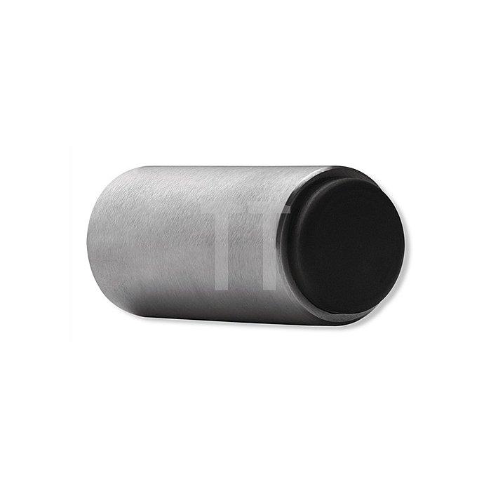 Wandtürpuffer 611XC.65 D.30mm L.65mm Edelstahl spiegelpoliert