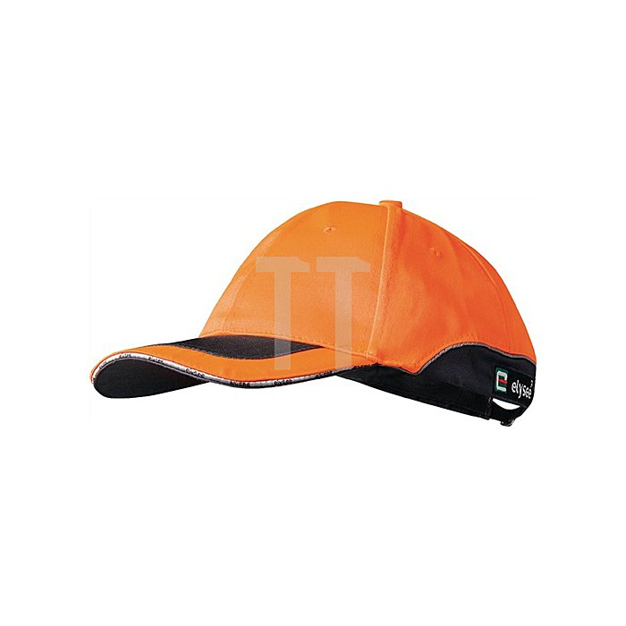 Warnschutz Kappe orange
