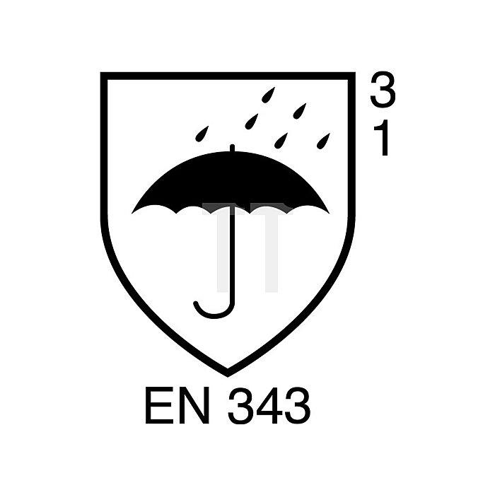 Warnschutzparka 4in1 gelb./marine Gr.M EN471
