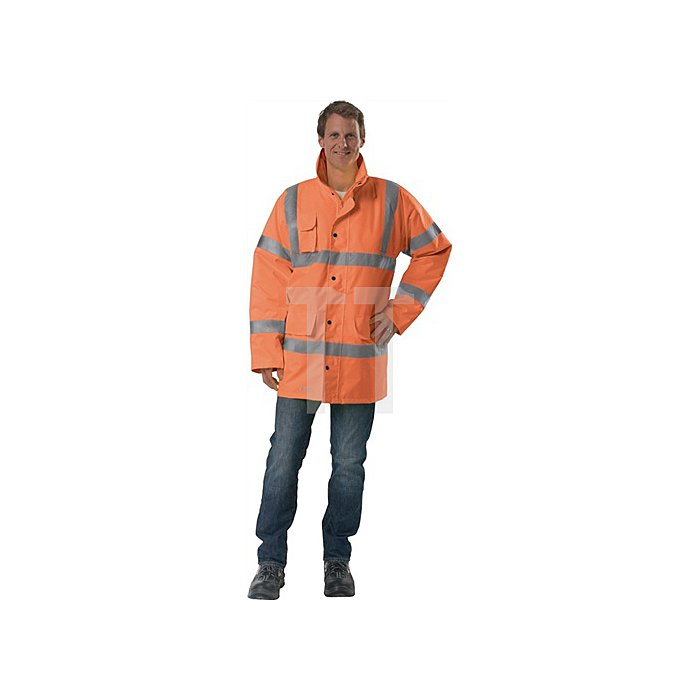 Warnschutzparka orange EN471 KL.2 EN343 Gr.XL