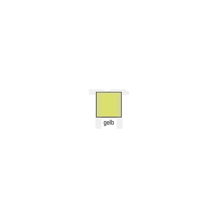 Warnschutzpoloshirt Gr.XXL gelb 100% Polyester EN471