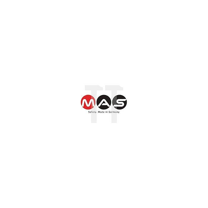 Warnweste leuchtorange EN471 inkl.Auffanggurt MAS33 Quick-Verschluss EN361