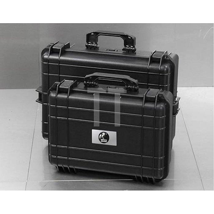 Wasserdichter Industrie- Werkzeugkoffer Solid extrem belastbar PP 425x290x150mm