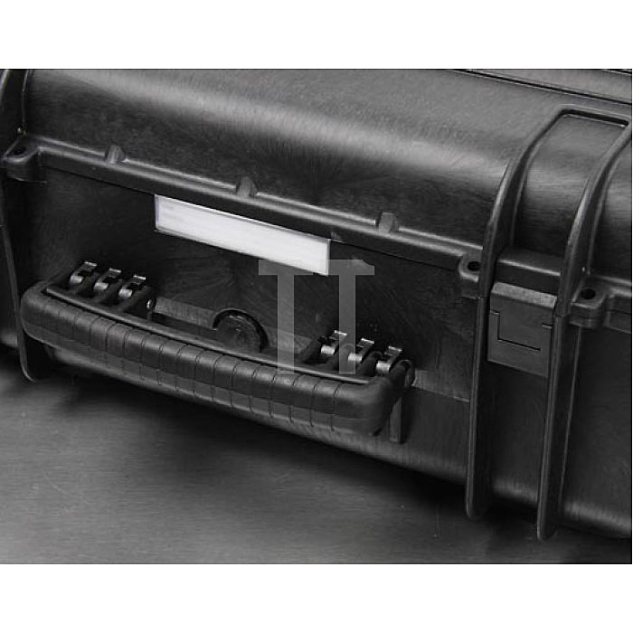Wasserdichter Werkzeugkoffer Polypropylen Solid extrem belastbar 445x345x125mm