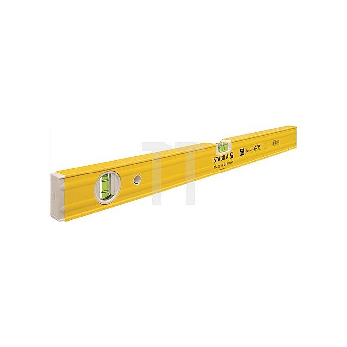 Wasserwaage 80A gelb 80cm