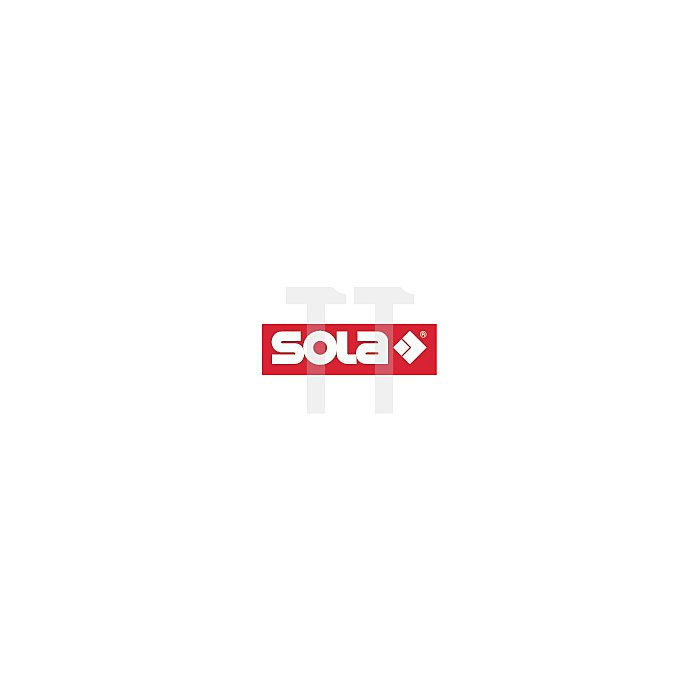 Wasserwaage AZ 200 L.200cm Aluminium SOLA