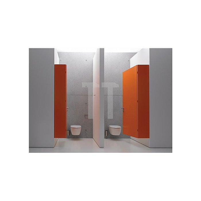 WC-Papierhalter VA matt-geschliffen