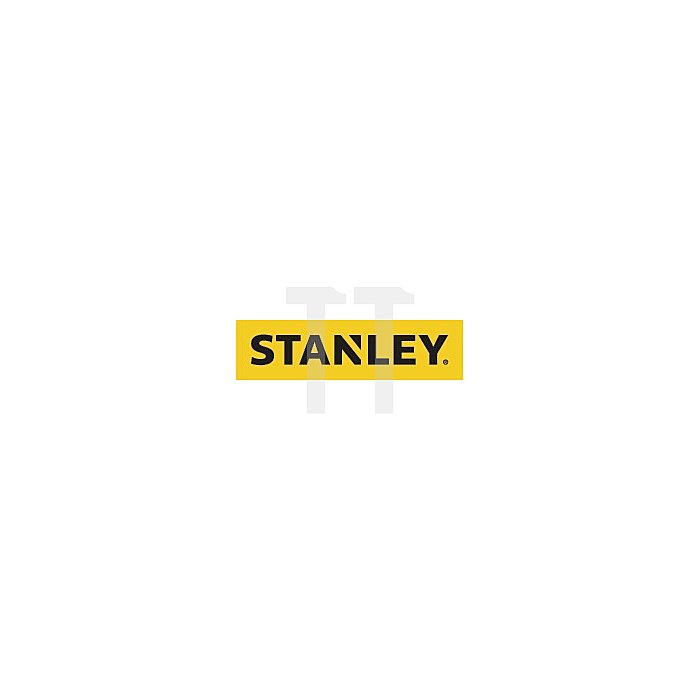 Werkzeugbox 58.4x29.3x22.2cm Metall-Kunststoff Trage über 3/4 Boxlänge Stanley